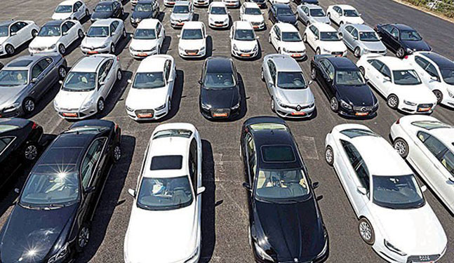 Türkiye'de 305 bin adet kiralık araç var