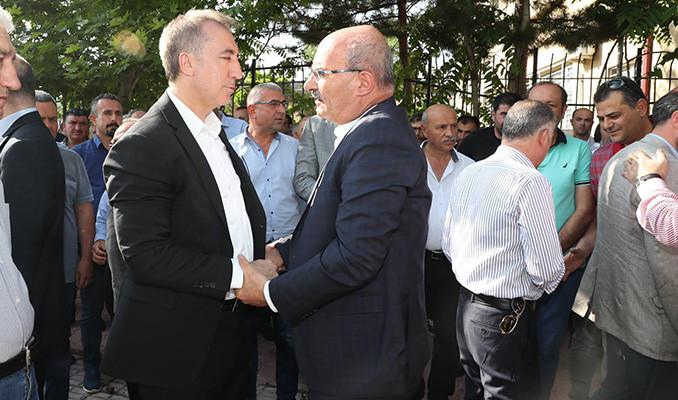 Başkan Erkoç'un acı kaybı