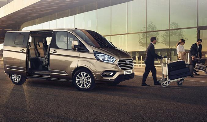 Ford'un yeni modelleri Türkiye'de