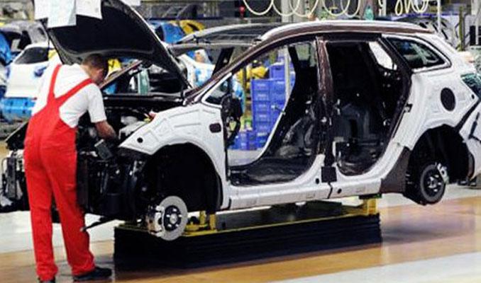 Otomotiv üretimi ilk 6 ayda yüzde 13 azaldı
