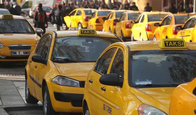Taksicilerden ÖTV muafiyeti talebi