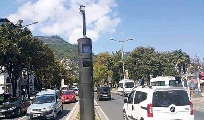 Gizlenmiş radarın yazdığı trafik cezasına iptal