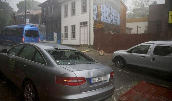 Dolu yağışı sırasında hasar gören kaskolu araçların son 2 günü