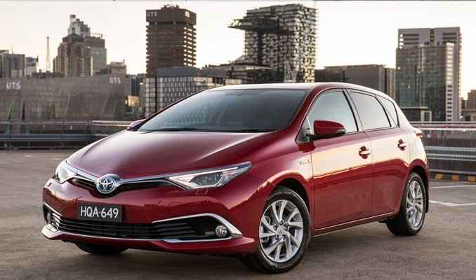 Toyota Otomotiv üretime ara verdi