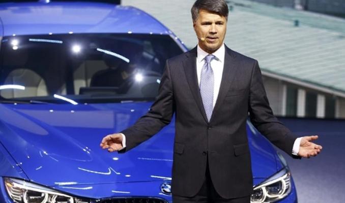 BMW CEO'sundan flaş karar! Görevimi bırakacağım