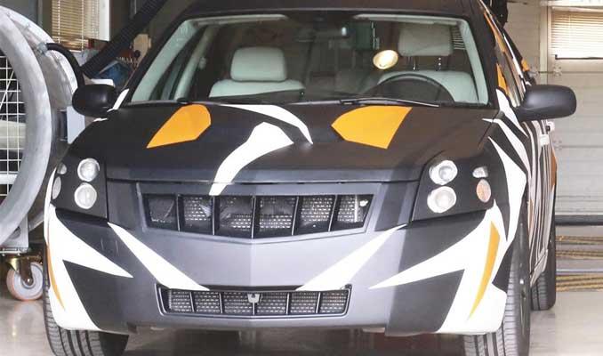 Milli SUV'un ön gösterimi Aralık'ta yapılacak