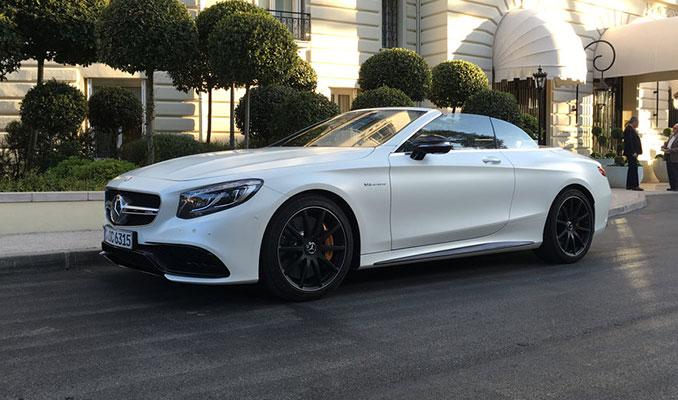Mercedes'te sensör krizi
