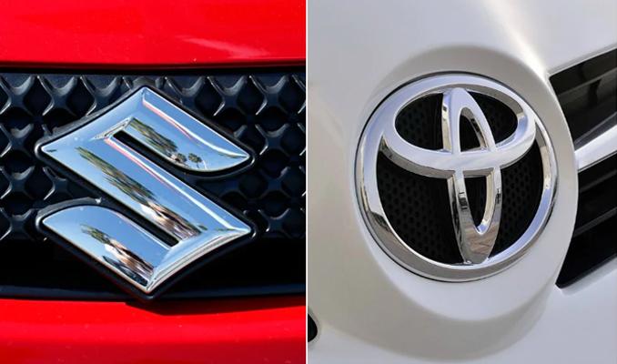 Toyota ve Suzuki sermaye ortaklığına gidiyor