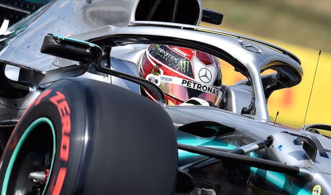 Hamilton'dan sezonun sekizinci zaferi