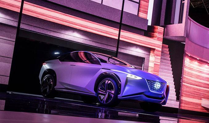Nissan'ın yeni elektrikli aracının sunumu gerçekleştirildi