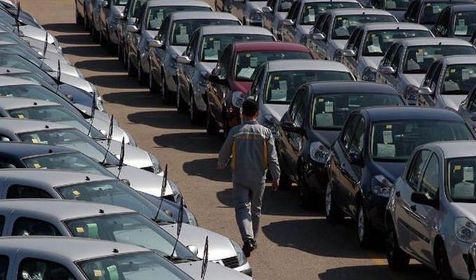 İspanya'da yeni otomobil satışlarında büyük düşüş