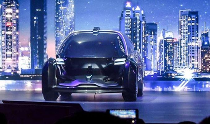 Çin'de insansız otomobillere plaka verildi