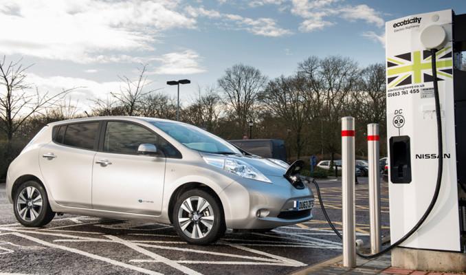 Elektrikli araçlara 60 milyar sterlinlik faizsiz kredi vaadi