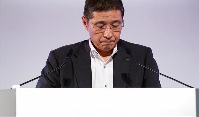 Nissan'ın yeni CEO'su Saikawa da istifa ediyor