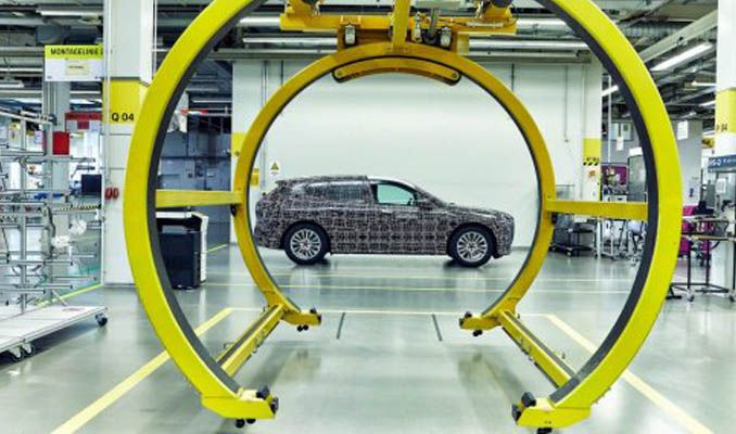 400 milyon euro'luk araba
