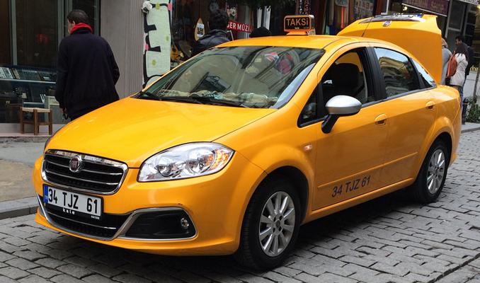 Taksiye 1 milyon TL'lik Uber piyangosu