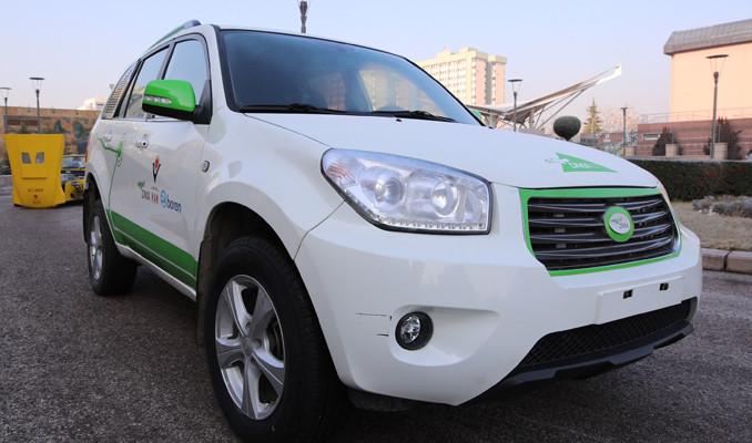 İşte bor ve hidrojen ile çalışan otomobil!