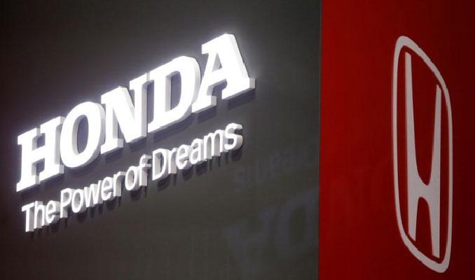 Honda Motor Çin'deki 2 fabrikasını 9 Şubat'a kadar kapattı