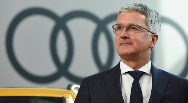 Audi'nin eski CEO'su hakim karşısına çıktı