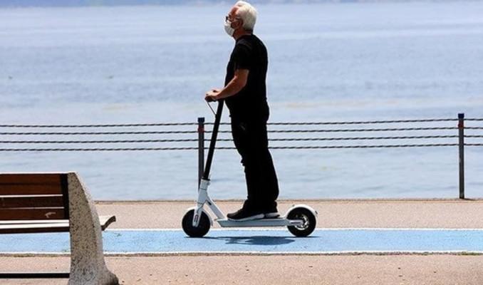 Elektrikli scooter düzenlemesi yolda!