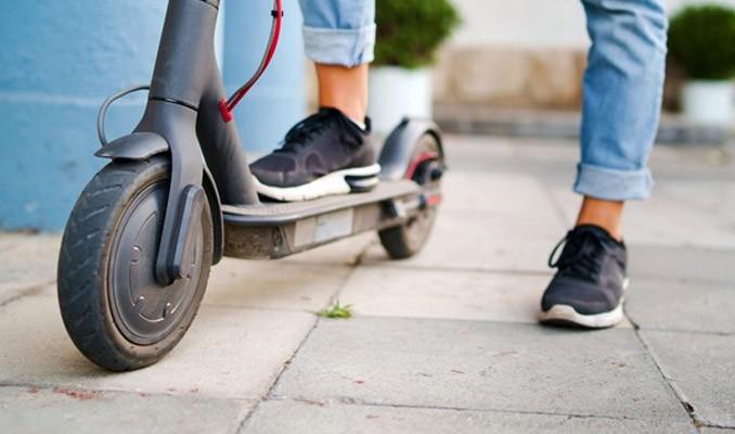 Norveç'te polis saatte 58 kilometre hız yapan scooter'a el koydu