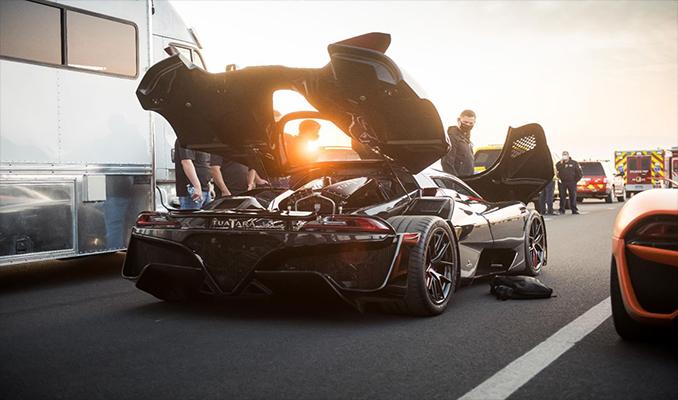 Dünyanın en hızlı otomobili belli oldu