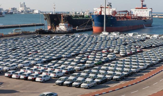 Otomobil ihracatı tam gaz yoluna devam ediyor