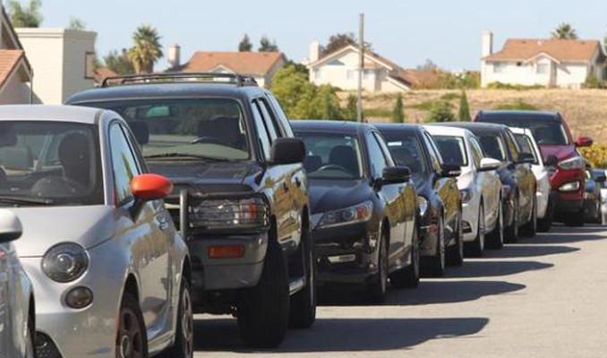 TÜİK: Trafiğe kaydı yapılan taşıt sayısı %101,6 arttı