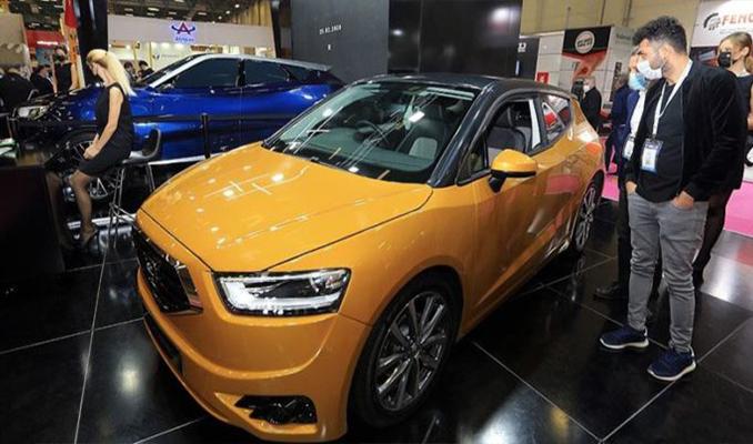KKTC'nin yerli otomobili Günsel, seri üretime geçiyor