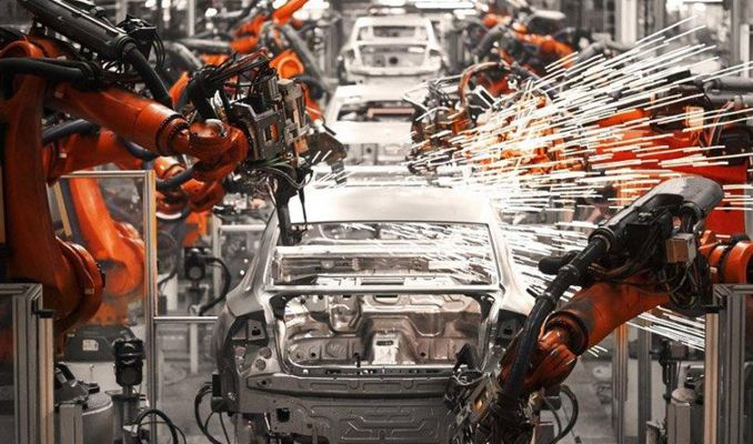 Ekimde otomotiv yan sanayi ihracatı 1 milyar doları geçti
