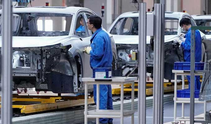 Otomotiv devleri üretime başladı paladyum fiyatları rekor kırdı