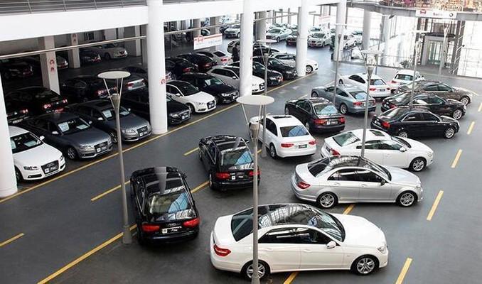 Avrupa otomotiv pazarı ocakta yüzde 7,7 daraldı