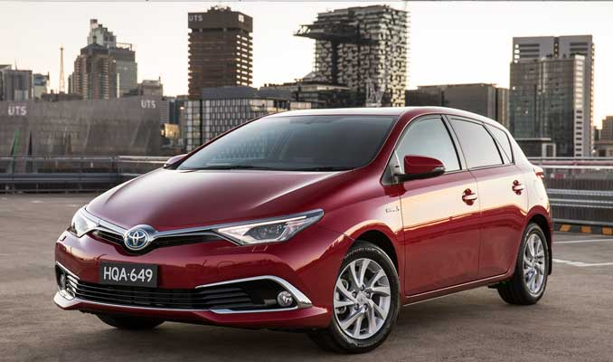 Toyota Motor 9 ayda 2,01 trilyon yen kar etti