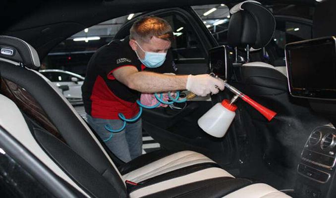 Korona virüse karşı araç temizliği nasıl yapılır?