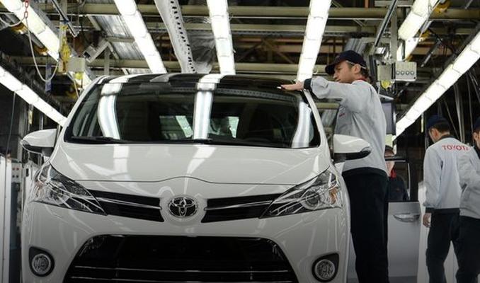 Toyota Otomotiv Sanayi Türkiye, üretime 2 hafta ara veriyor