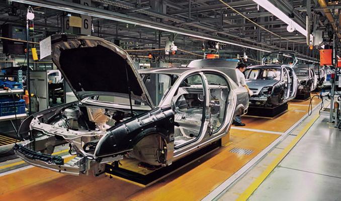 Küresel otomobil üretimi 1.4 milyon adet azalacak