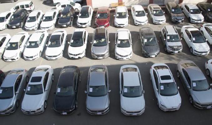 Avrupa'da otomobil satışları martta sert düştü