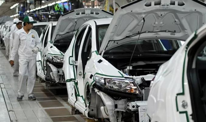 Japon otomobil firmalarının küresel üretimi %60 düştü