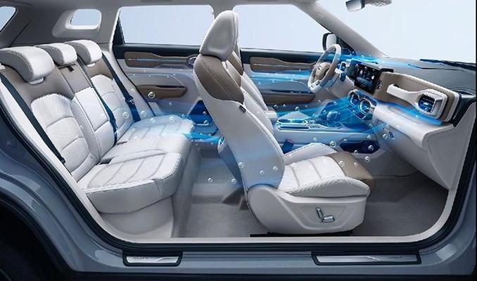Çin korona virüs karşıtı otomobillerini piyasaya sürmeye hazırlanıyor