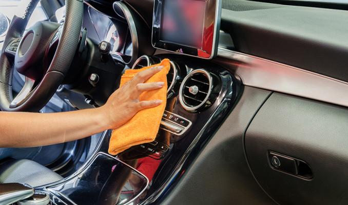 Otomobilinizi hijyenik tutmanın ipuçları