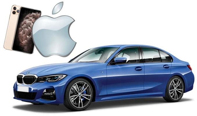 Arabalar anahtar yerine iPhone'la çalışacak