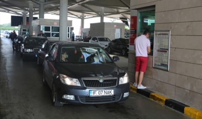 Avrupa'da yaşayan Türklerin kullandığı güzergah transit geçişlere açıldı