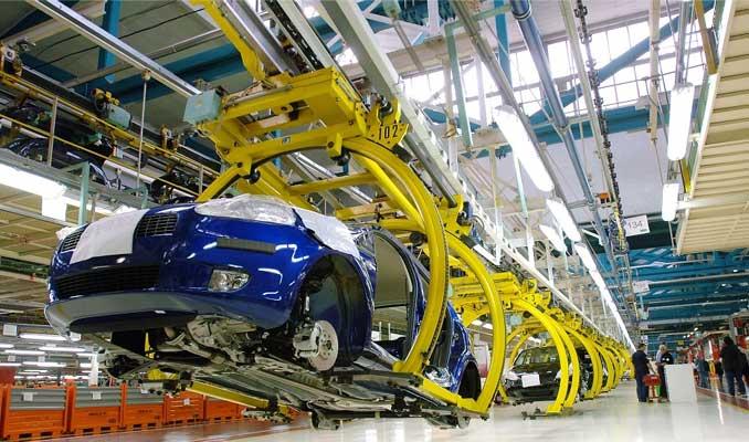 İngiltere'nin araç üretiminde dev düşüş