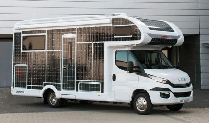 Elektrikli karavanlar yolda