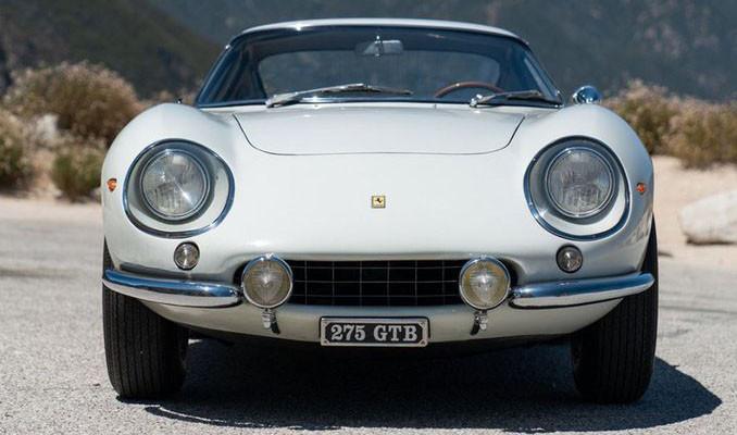 1966 model Ferrari 3 milyon dolara alıcı buldu