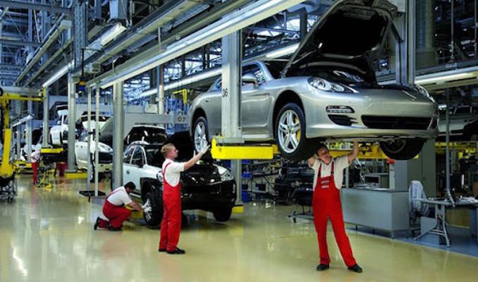Otomotiv sektöründen 2,2 milyar dolar ihracat