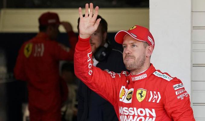 Vettel'in yeni takımı belli oldu