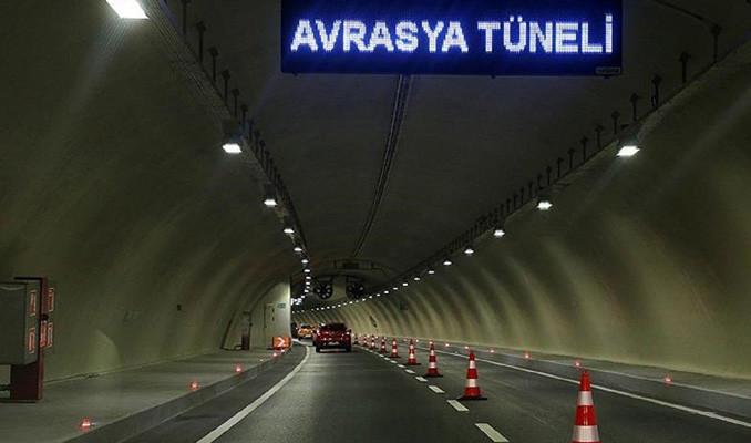 Avrasya Tüneli'ne trafiği yüzde 90 azaltacak sistem