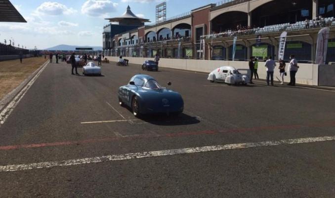 Elektrikli araç yarışları ödülleri bakan Varank'tan