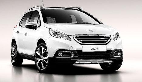 Yeni Peugeot 2008 yazın Türkiye'de